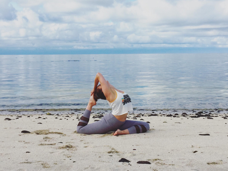 My yoga journey
