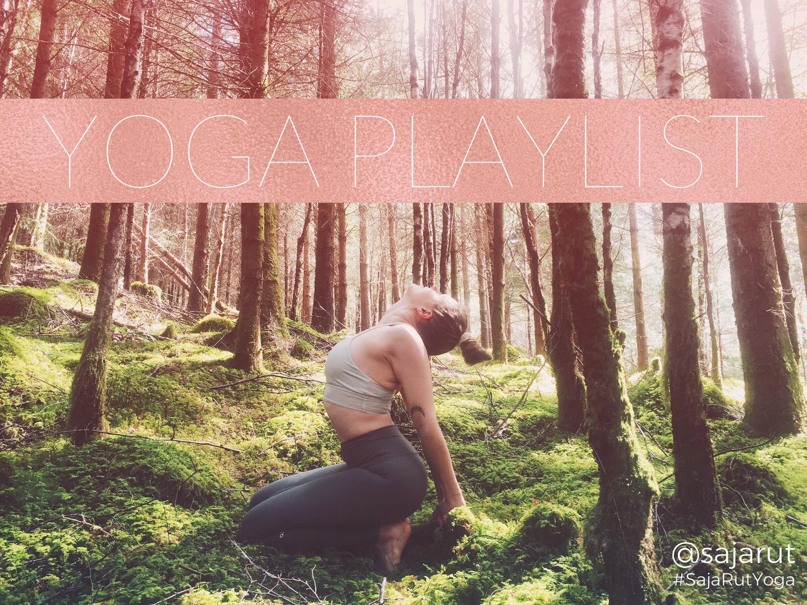 90 minute Cosy Yoga Playlist