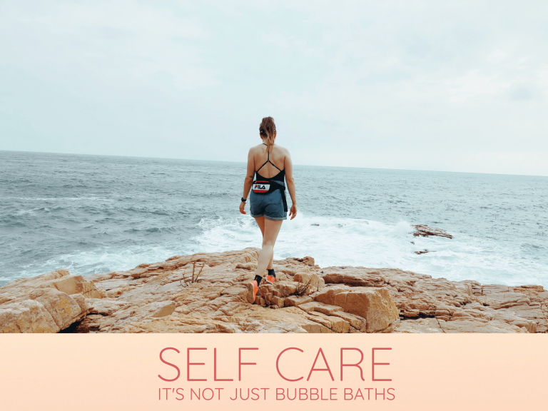 Self Care: The Importance of Being