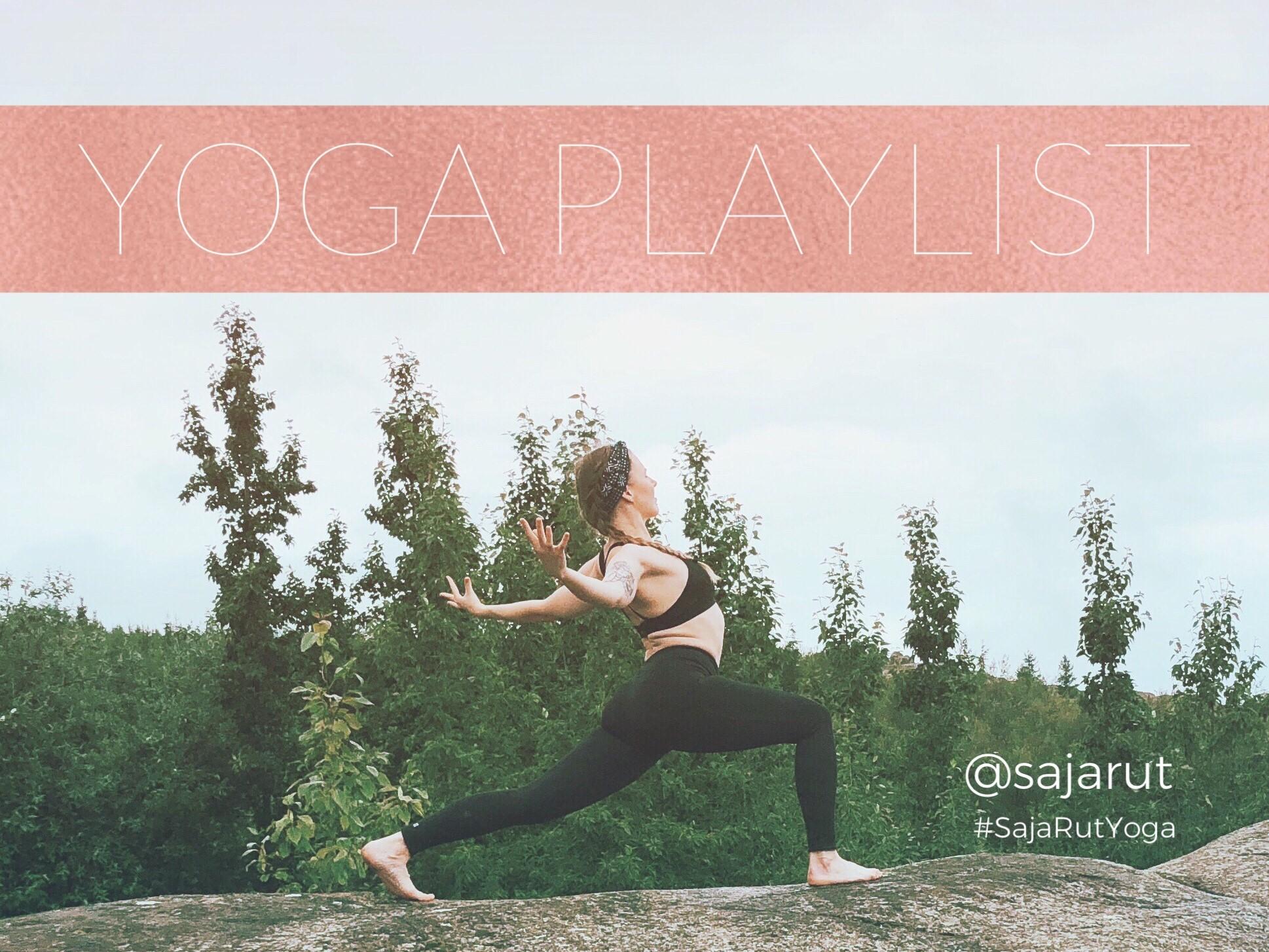 75 minute Slow Burn Vinyasa Yoga Playlist