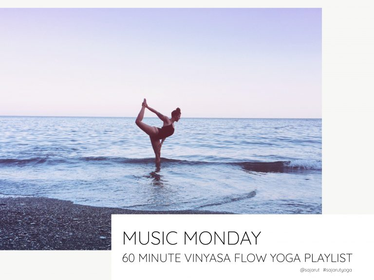 60 minute Vinyasa Yoga Playlist