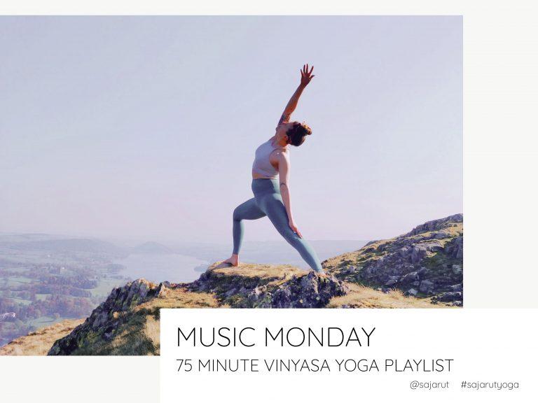 75 minute Vinyasa Yoga Playlist