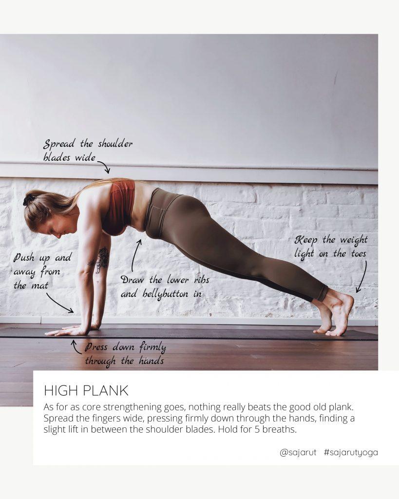 Push Your Practice: Eight Angle Pose Tutorial - SR Yoga