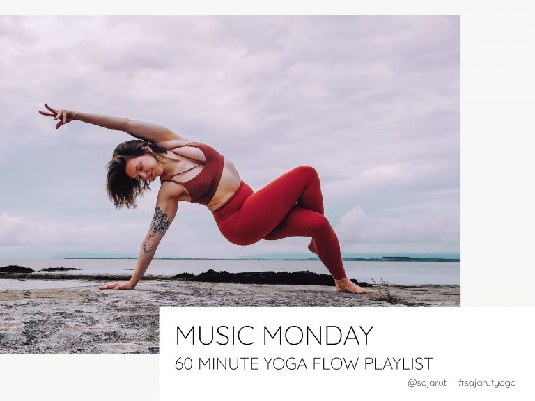 60 Minute Yoga Flow Playlist