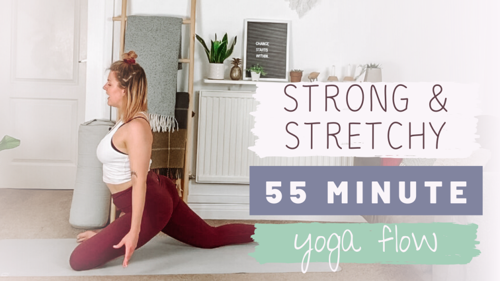 Strong & Stretchy Yoga Flow
