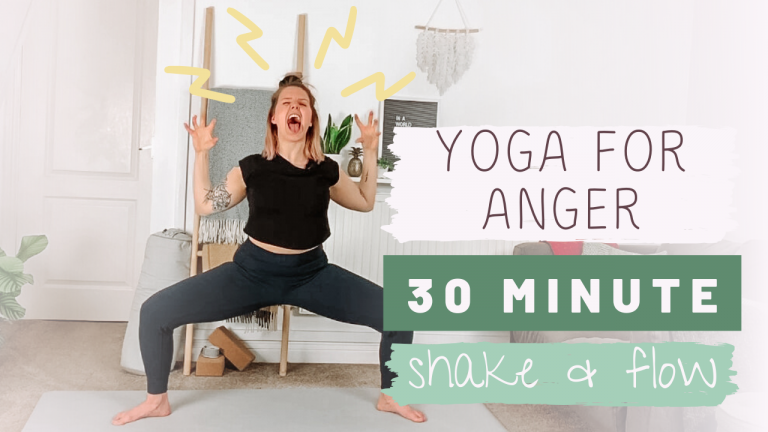 Yoga for Anger Release