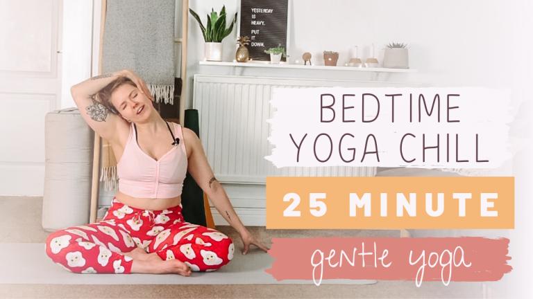 Bedtime Yoga Chill