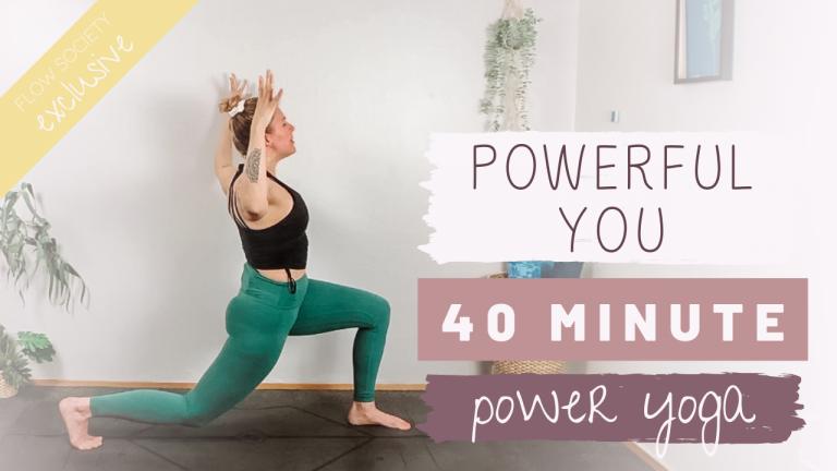 Powerful You